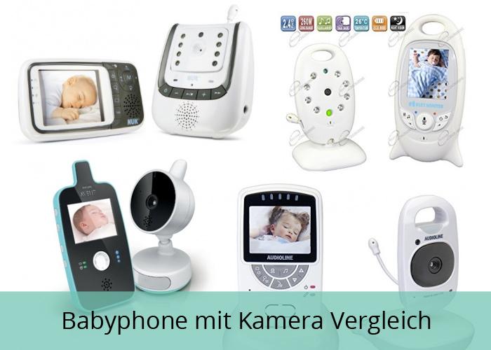 Babyphone mit Kamera Test