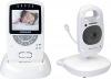 Audioline Watch & Care V130 - Video-Babyphone mit Nachtlicht und Gegensprechfunktion -