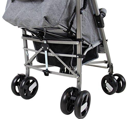 clamaro 39 city pro 39 superleichter kinderwagen kompakt buggy. Black Bedroom Furniture Sets. Home Design Ideas