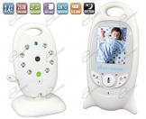 Generic XP-601 Wireless Digital Video Baby Monitor Nachtsicht -Kamera, weiß -