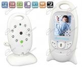 Generic XP-601 Wireless Digital Video Baby Monitor Nachtsicht -Kamera, weiß -
