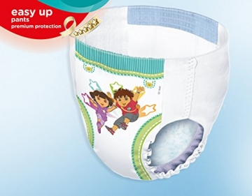 Pampers Windeln Easy up Gr. 5 Junior 12-18 kg Mega plus Pack, 1er Pack (1 x 88 Stück) -